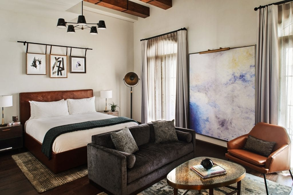 Luxury Hotel Suites In Los Angeles Ca Hotel Figueroa Dtla
