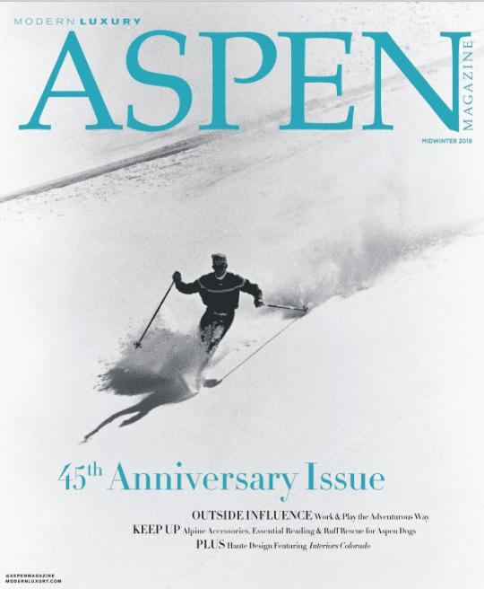 aspen magazine cover